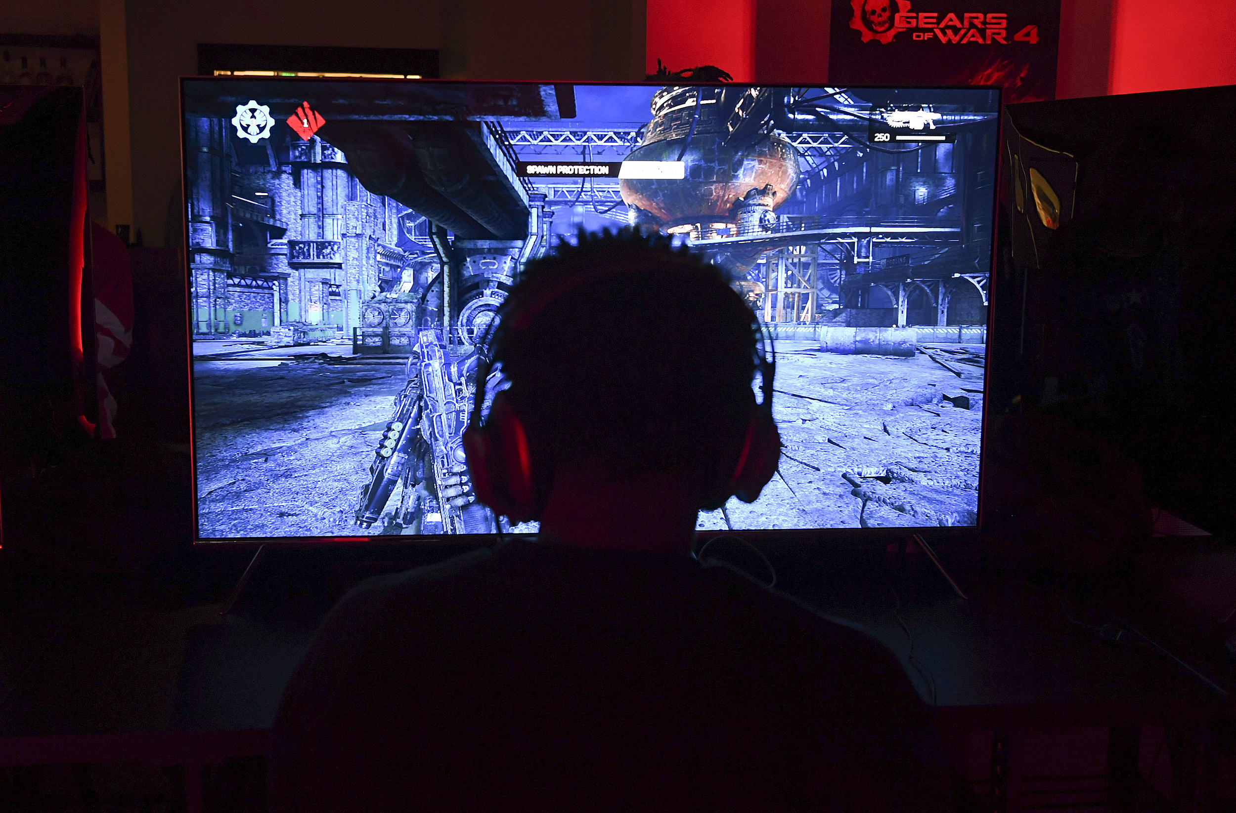 Xbox And Gears Of War 4 Atlanta Event
