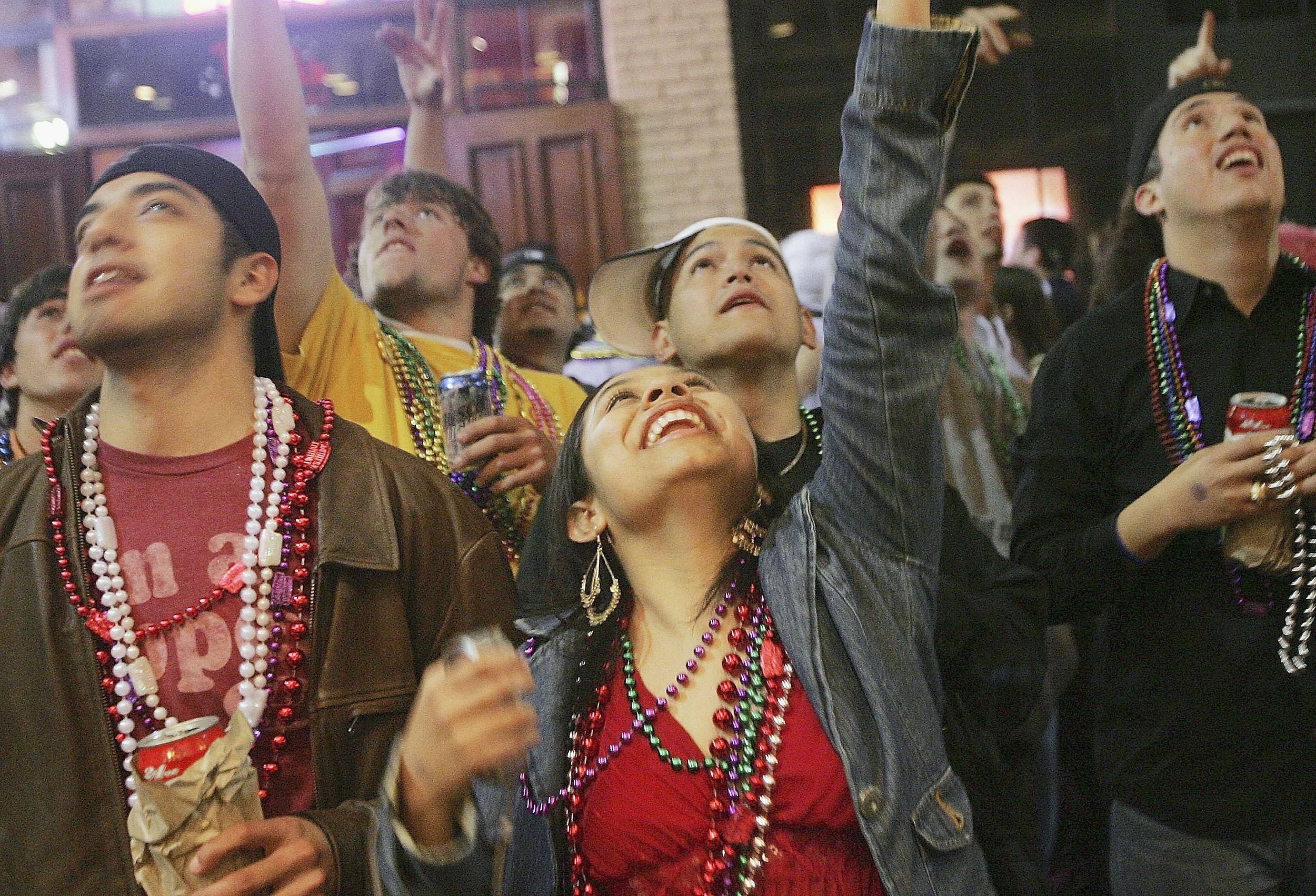 New Orleans Celebrates Its First Mardi Gras Since Hurricane Katrina