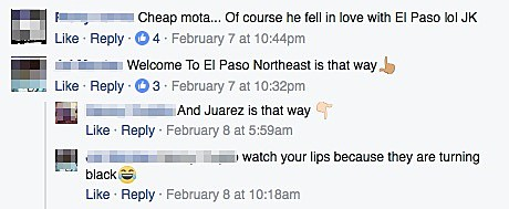 El Paso Times Facebook Page