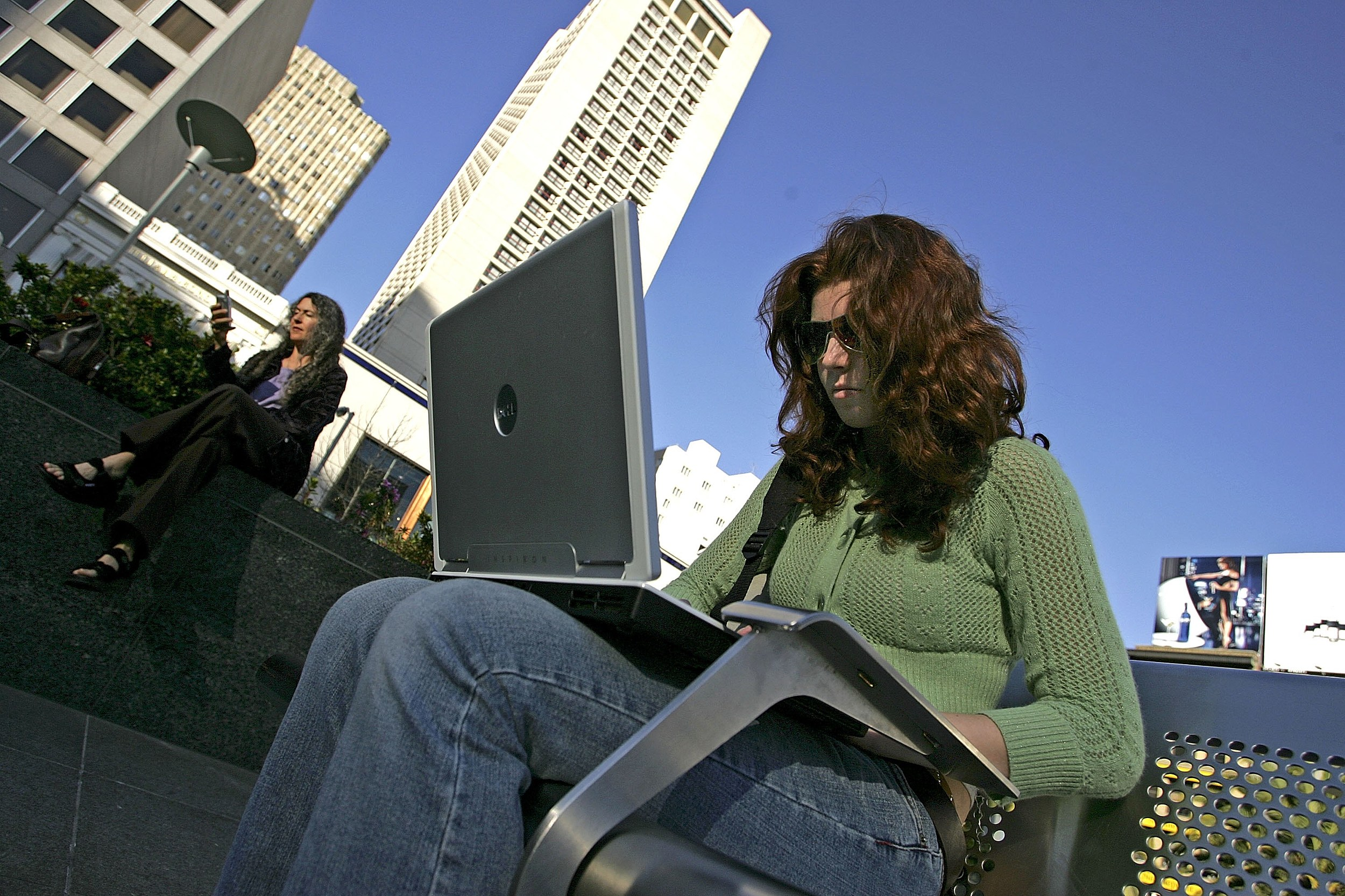 San Francisco Offers Most Wireless Access Of Any U.S. City