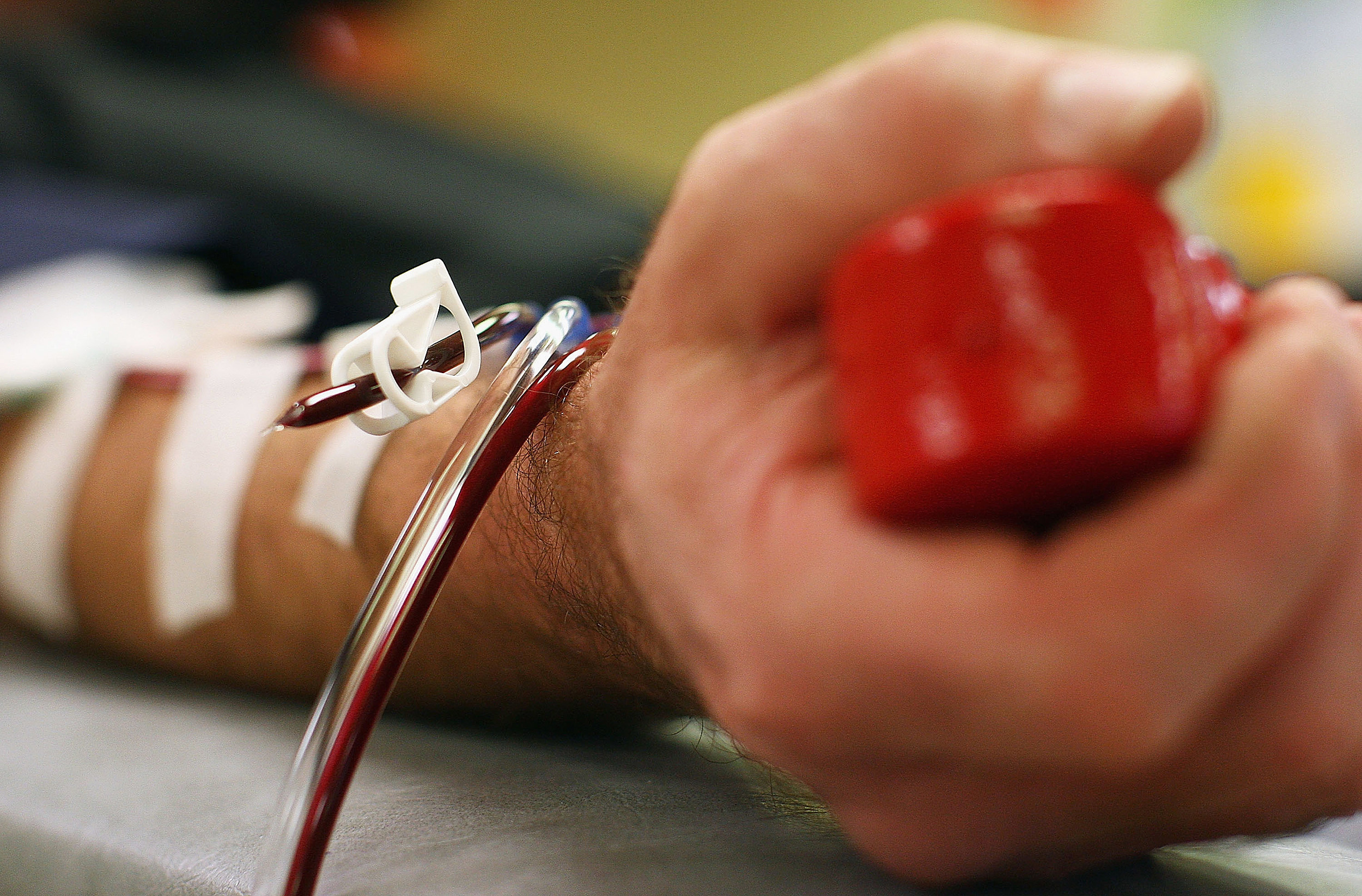 New Zealanders Participate In Blood Donors Day
