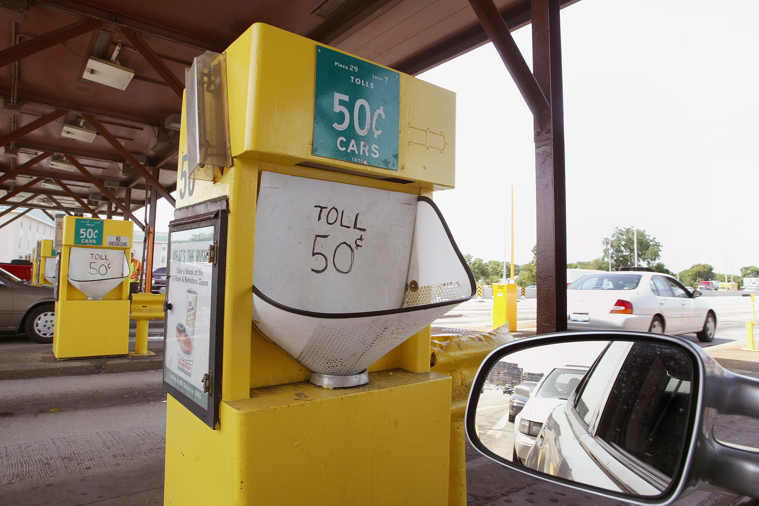 Illinois Proposes Overhauling Toll Roads